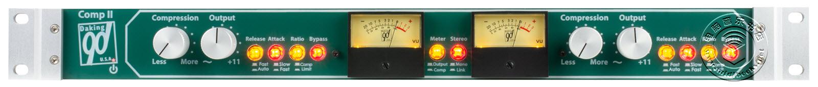 新版模拟压缩器Daking Comp IIT发布