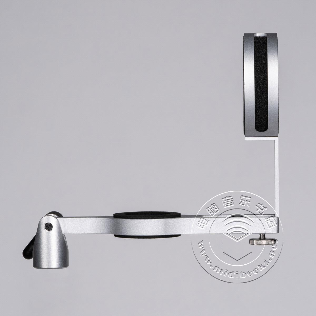 ISOVOX发布三角极头的专业人声录音电容话筒ISOMIC