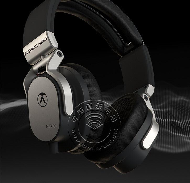 Austrian Audio发布新款专业监听耳机Hi-X50(视频)