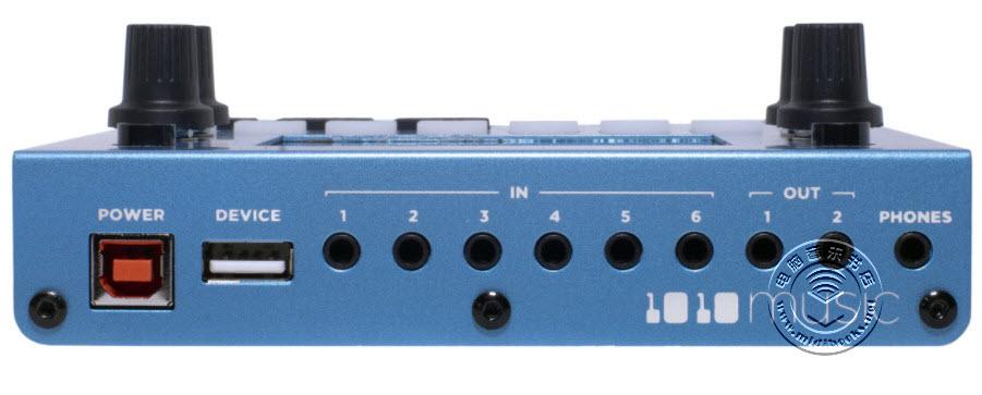 1010music 发布用于电子音乐制作的便携式数字调音台 Bluebox(视频)