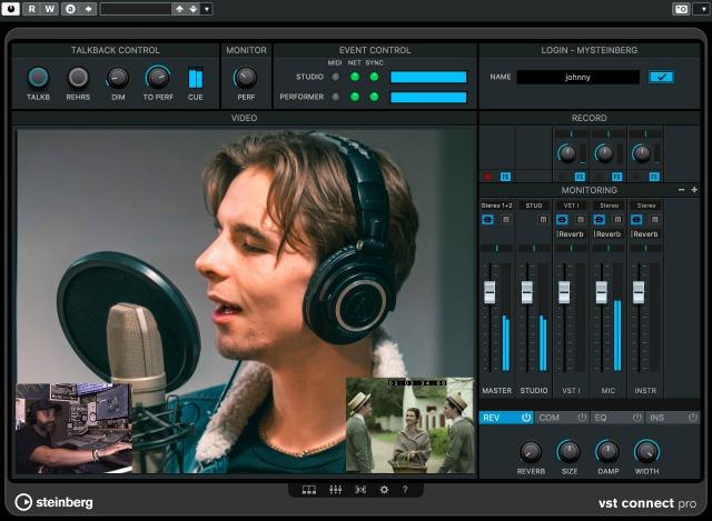 Sternberg发布新版VST Connect Pro 5远程录音解决方案,增加视频流媒体功能