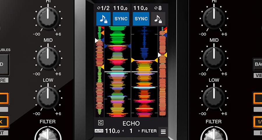 先锋(Pioneer)发布2ch专业搓碟风格DJ混音器DJM-S11