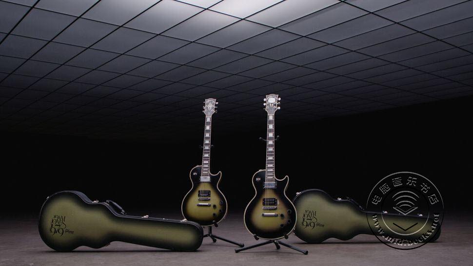 价值9.5万美元的吉普森(Gibson)定制款吉他在运输交付途中被盗