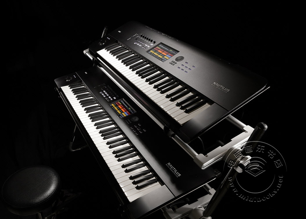 Korg发布NAUTILUS(鹦鹉螺)音乐合成器工作站(视频)