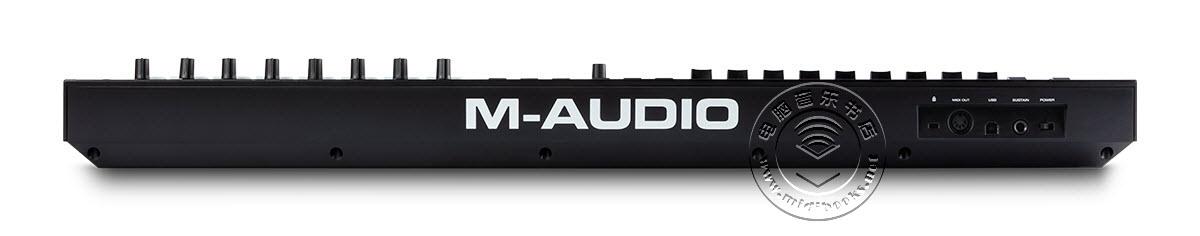 M-Audio发布Oxygen Pro系列新款MIDI键盘控制器
