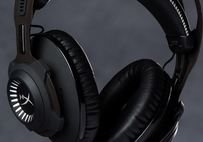 HyperX 发布 Cloud Revolver Gaming Headset+7.1游戏耳机