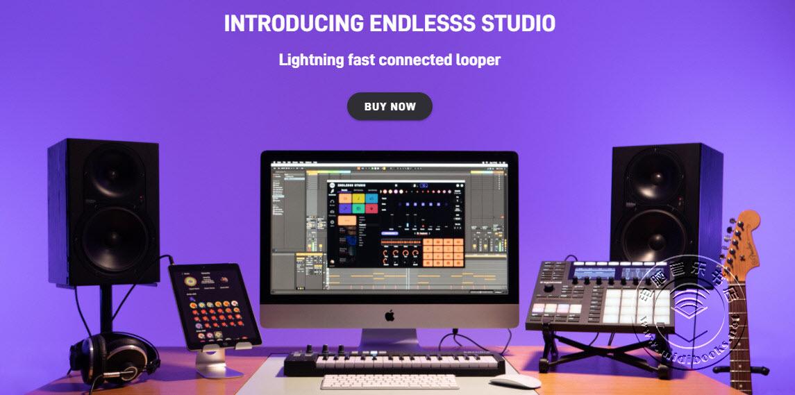 Endlesss推出Endlesss Studio云端音乐协作平台
