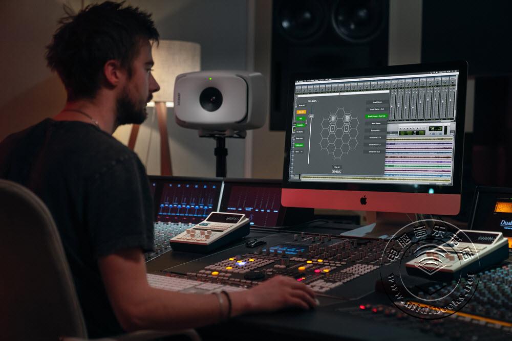 Genelec(真力)宣布推出旗下扬声器管理软件的最新版本GLM 4
