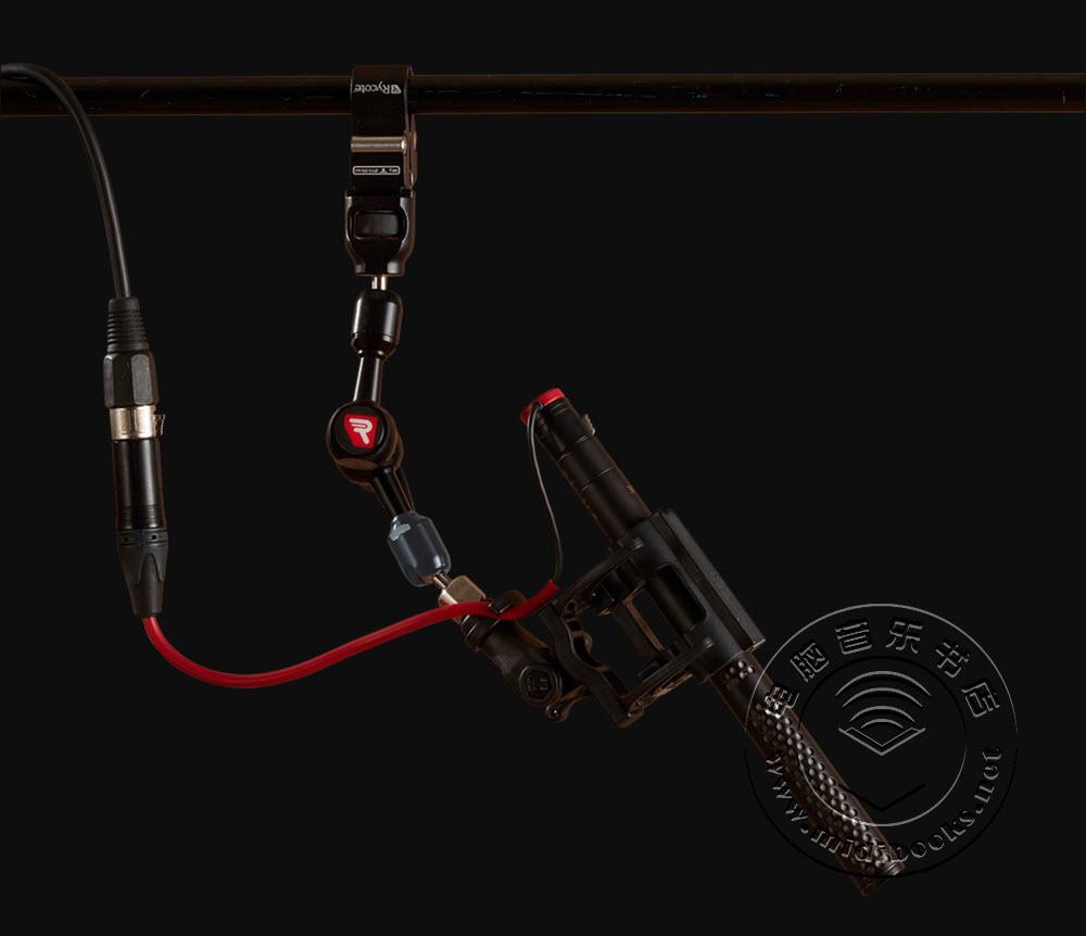 英国专业话筒配件商Rycote增加了旗下PCS系列产品
