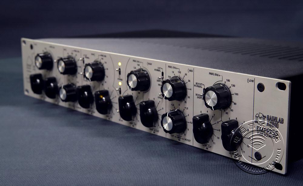 Gainlab Audio推出两款录音室机架效果器