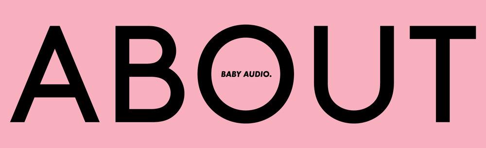 BABY Audio(宝贝音频)软件公司简介
