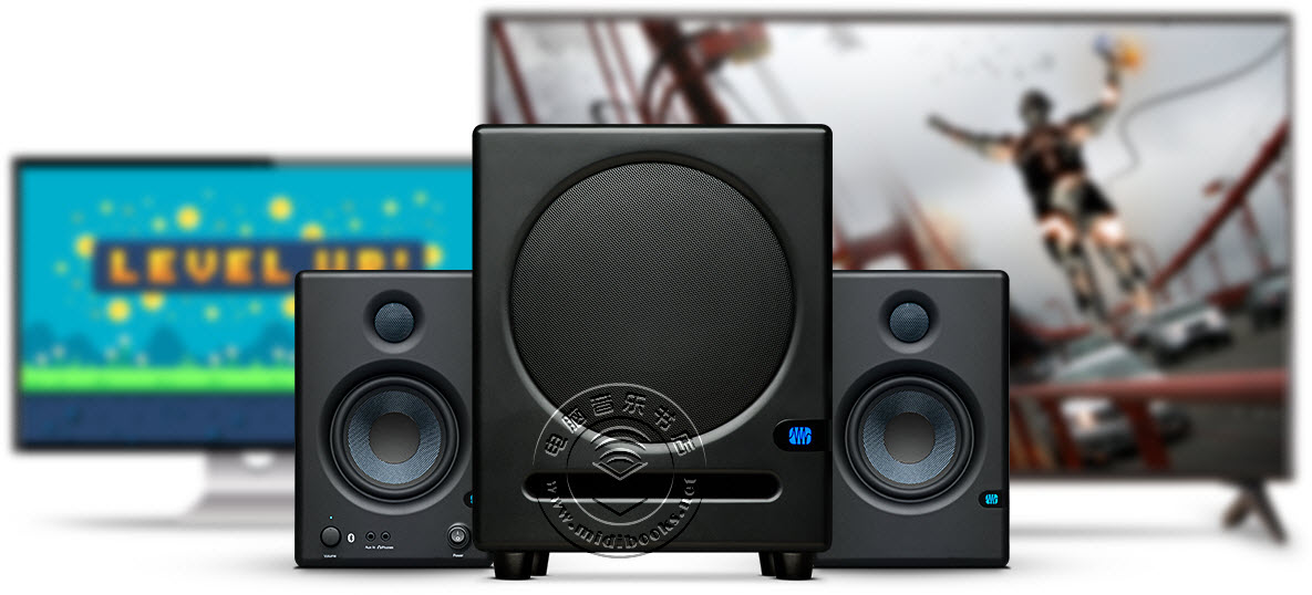 PreSonus发布Eris Sub8低音炮音箱(视频)