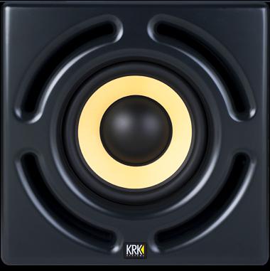 KRK发布新型有源低音炮音箱,带有三种尺寸