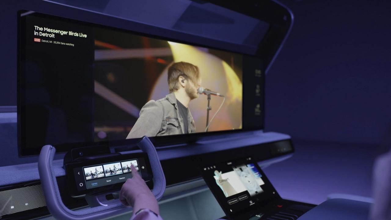 哈曼向汽车爱好者和音频爱好者展示一系列互联音频创新