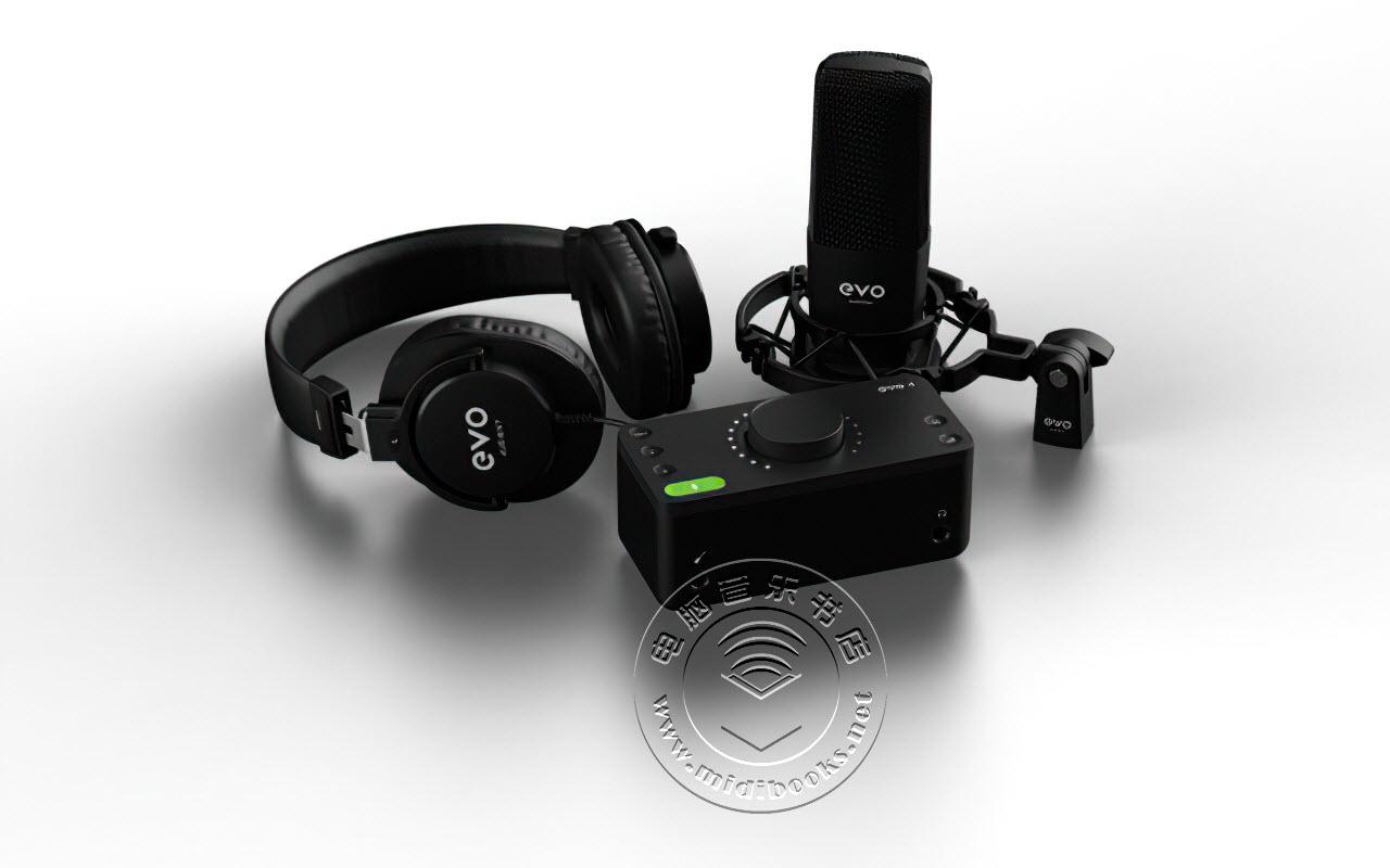 Audient推出全新的网站和两款新的音频接口