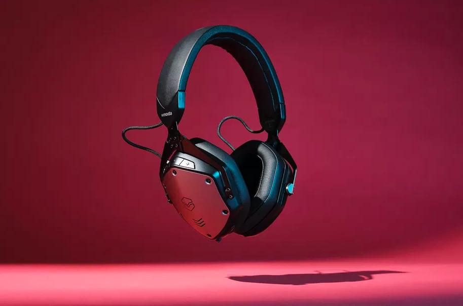 V-Moda发布M-200 ANC耳机新品,经典机型终于有了主动降噪