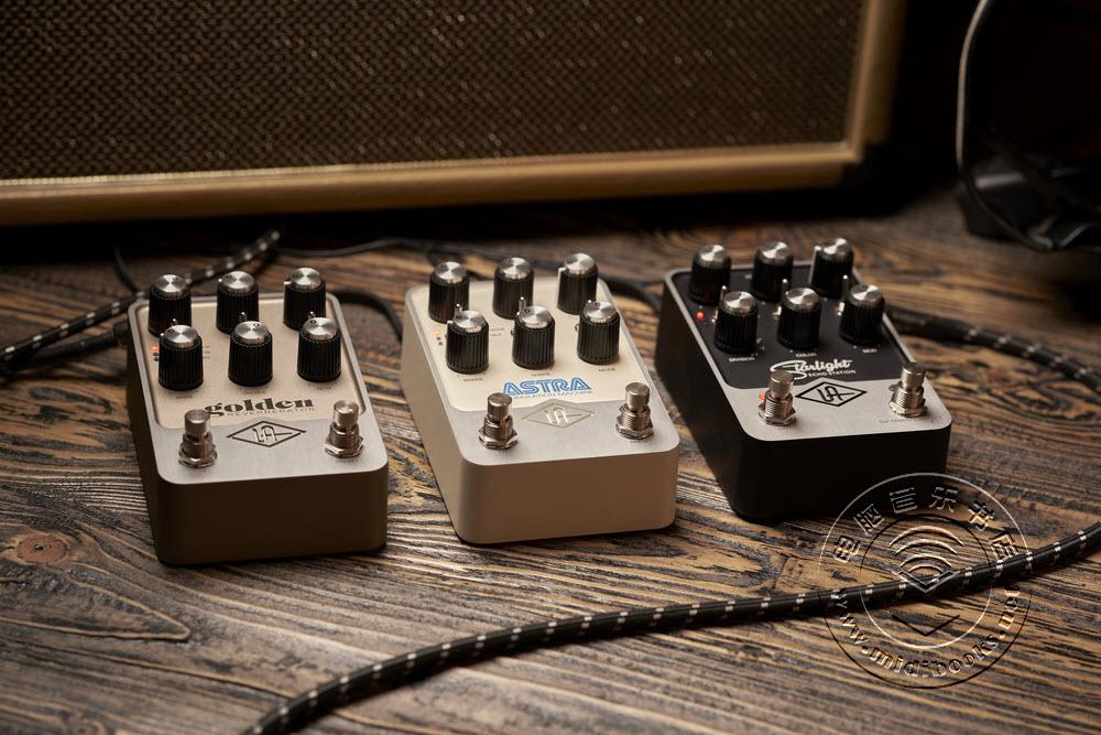 Universal Audio(通用音频)发布UAFX吉他踏板系列