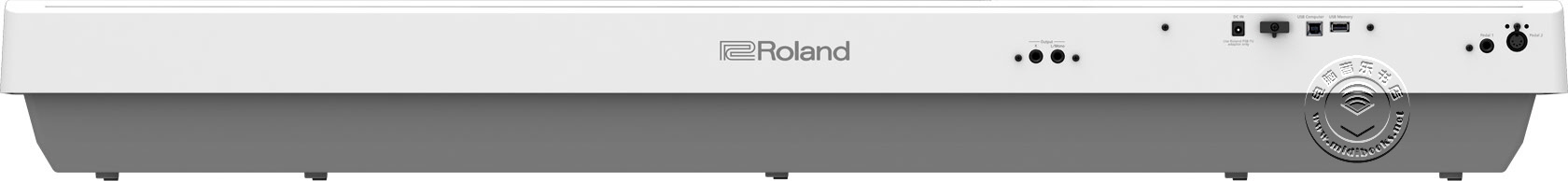 Roland(罗兰)发布FP-X系列便携式数码钢琴