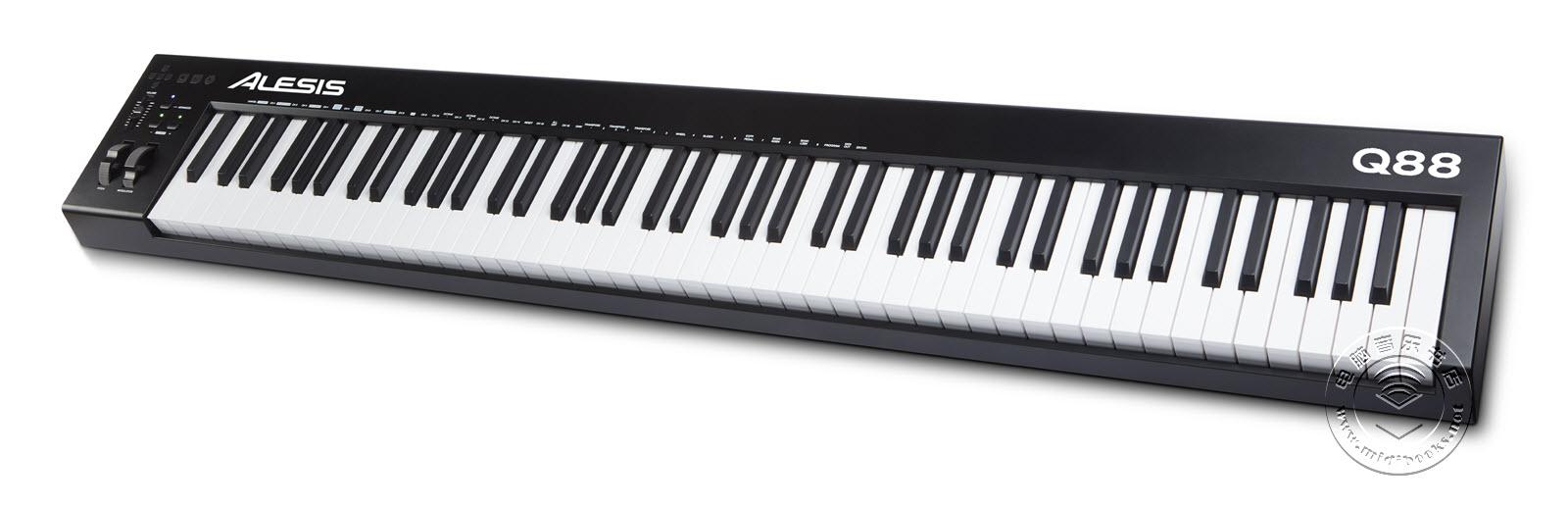 Alesis发布Q系列MIDI键盘控制器
