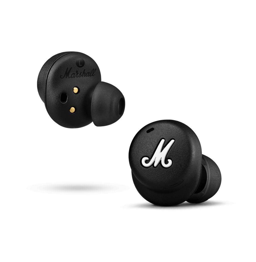 Marshall推首款真无线耳机Mode II,售价179美元