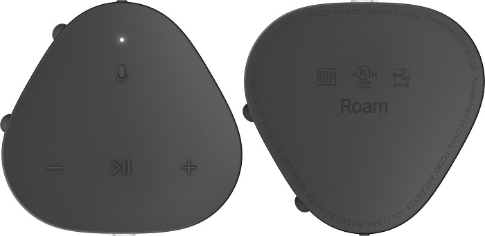 Sonos Roam便携式扬声器开放预订,售价169美元