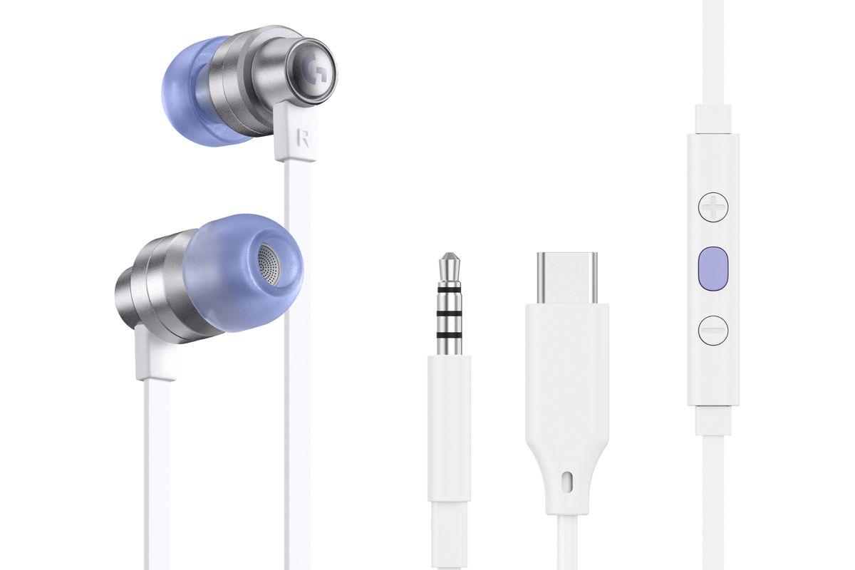 罗技推出G333游戏耳机,附赠3.5mm转USB-C适配器