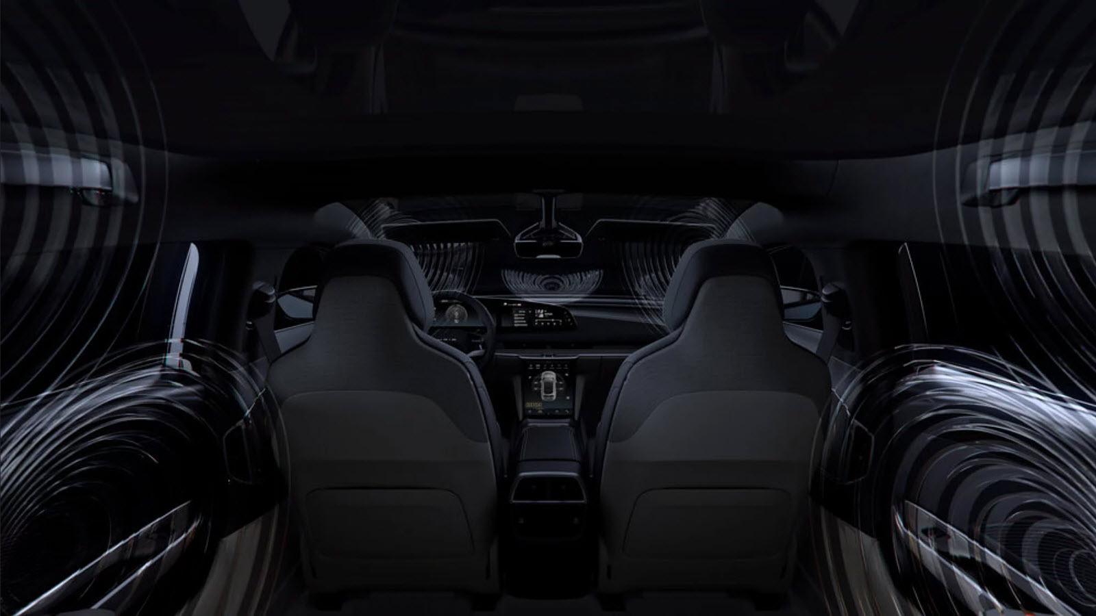 杜比Atmos沉浸式音频进入汽车领域:Lucid Air电动轿车率先采用(视频)