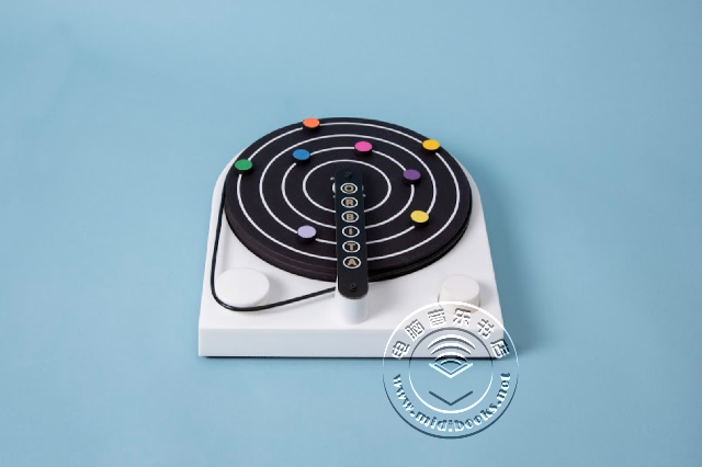 Orbita,可以将颜色和手势变成音乐的合成器