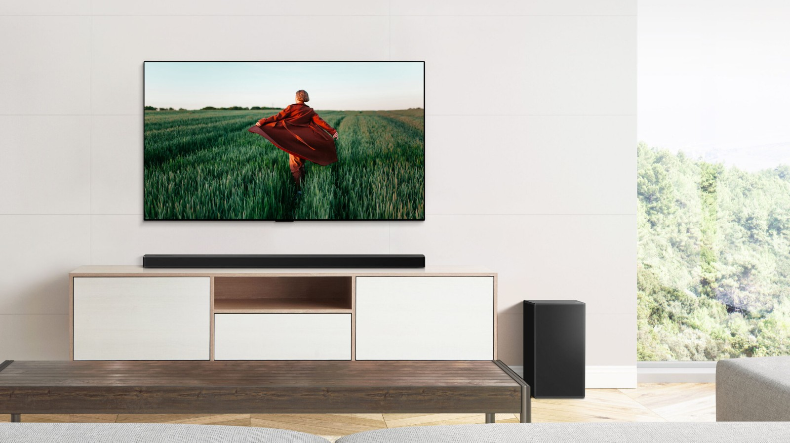 LG发布2021条形音箱产品线,支持苹果AirPlay 2串流投送等特色功能