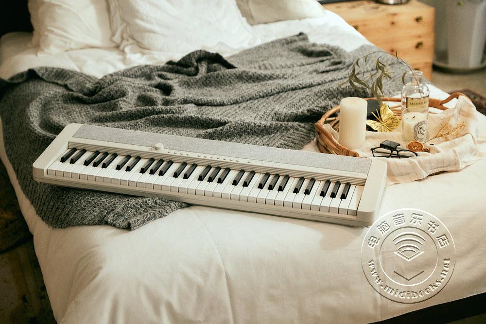 CASIO(卡西欧)2021年最新Casiotone音乐键盘即将上市(视频)