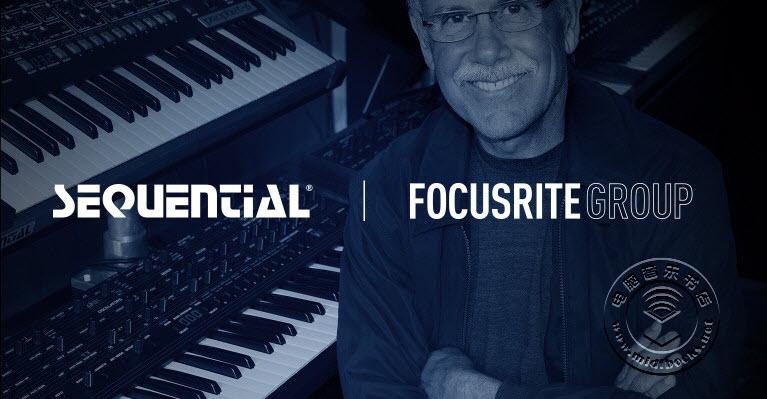 Focusrite收购合成器品牌Sequential