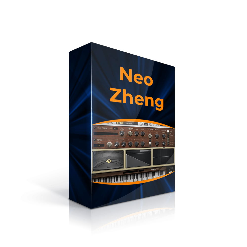 Sound Magic 推出中国古筝虚拟乐器 Neo Zheng