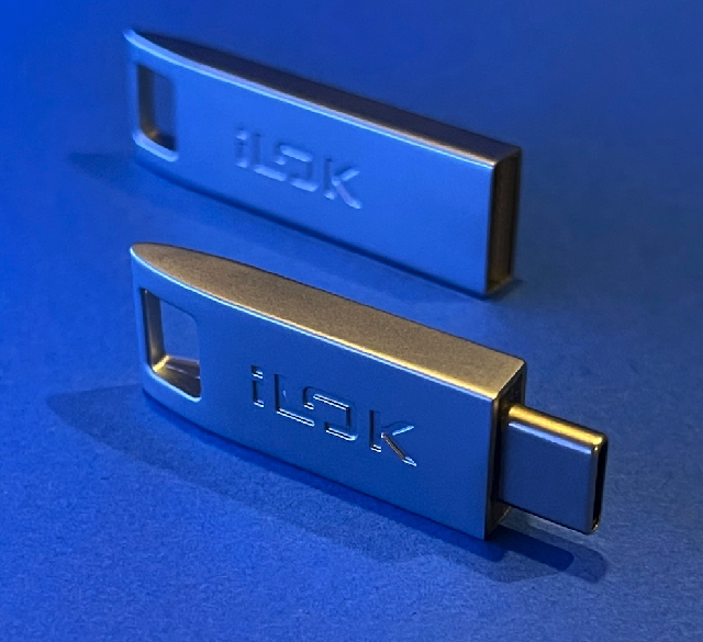 采用 Type-C 接口的 iLok USB-C 发布