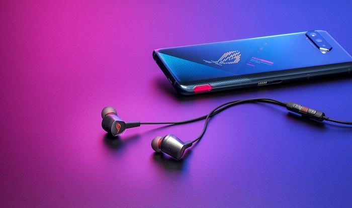 3.5mm直角接头:华硕推出ROG Cetra II Core入耳式游戏耳机