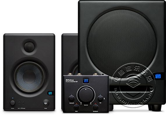 PreSonus 发布 MicroStation BT 蓝牙立体声监听接收器(视频)