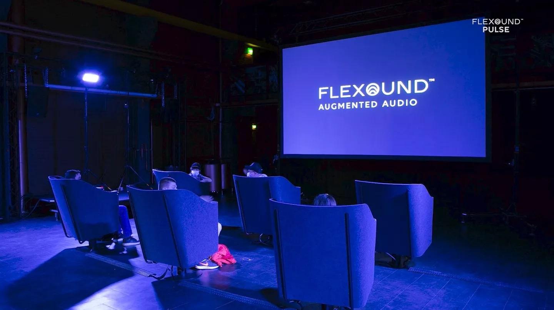 Flexound Pulse增强音频技术可让每个座位都获得极致观影体验