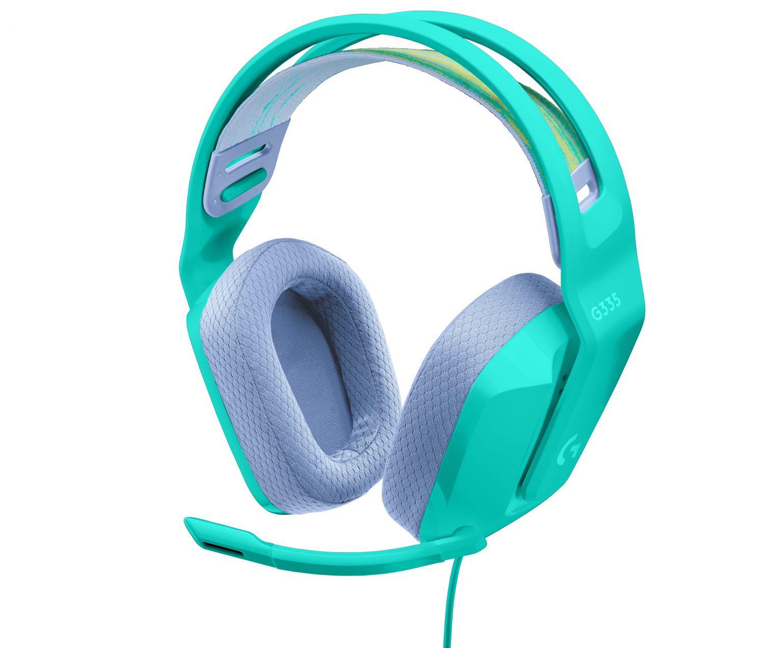 罗技(Logitech)推出实惠型有线游戏耳机G335,支持多种游戏平台和智能手机