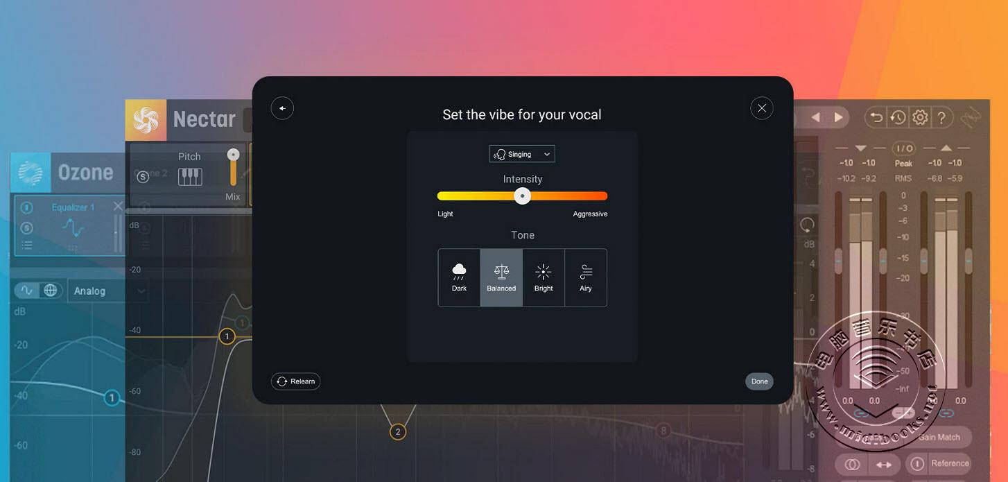 iZotope对AI驱动的音频助手进行了升级