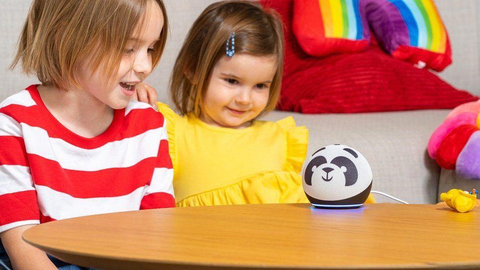 """亚马逊将在英国推出""""儿童友好型""""智能音箱,但引发隐私人士担忧"""
