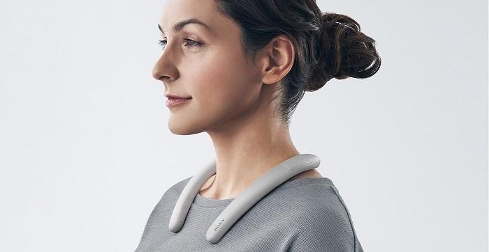 索尼推出SRS-NB10无线颈挂式扬声器