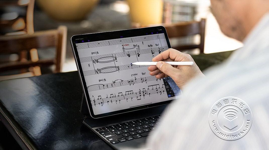 Avid 发布可在 iPad 上使用的制谱软件 Sibelius 移动版(视频)