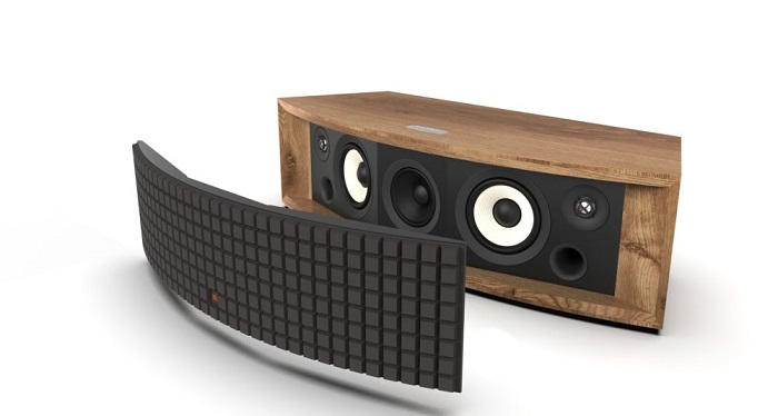 JBL发布L75ms音频系统,融合复古美学与现代声学设计