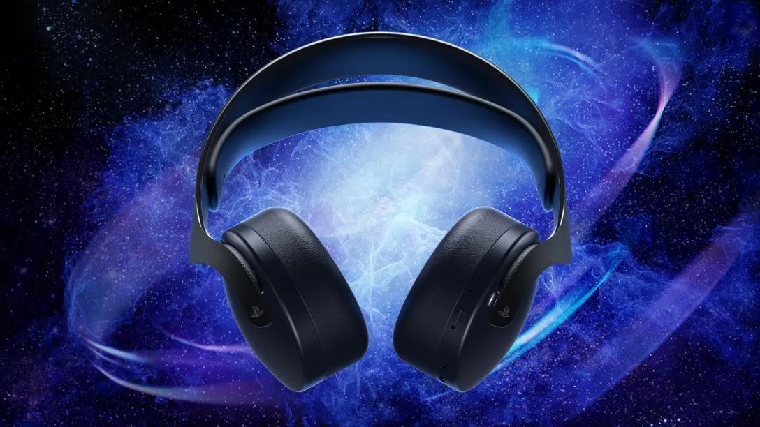 """索尼公布""""午夜黑""""Pulse 3D耳机组,充分发挥PS5 3D音频技术"""